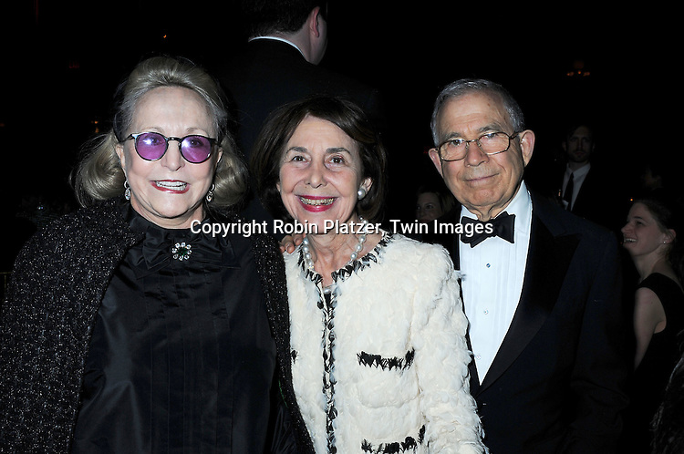 Barbaralee Diamonstein-Spielvogel, Susan and Donald Newhouse