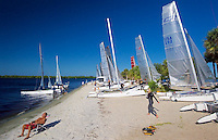 EUS- Port Charlotte Beach Park - Catamaran Staging & Race's Social Event, Port Charlotte FL 10 15