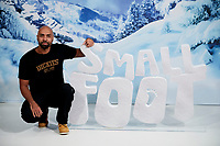 El Chojin attends to 'Small Foot' photocall at Urso Hotel in Madrid, Spain. October 04, 2018. (ALTERPHOTOS/A. Perez Meca) /NortePhoto.com NORTEPHOTOMEXICO