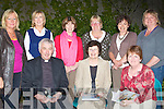 GRETTING: Tralee branch of Accord who gretted theNational Director of Accord Ireland Ruth Barror to St John's Pastoral Centre on Monday evening. Front l-r: Fr Jack Fitzgerald, Ruth Barror (National Director) and Helen Moylan.Back l-r: Marie Rael, Anne Lucid Daly, Tess Daughton, Dolores Stack, Liz O'Carroll and Caroline Flahive .
