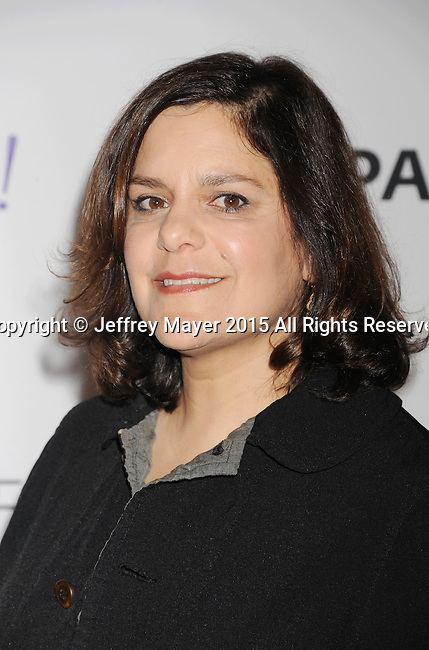 HOLLYWOOD, CA - MARCH 08: Executive producer Ilene S. Landress attends The Paley Center For Media's 32nd Annual PALEYFEST LA - 'Girls' at Dolby Theatre on March 8, 2015 in Hollywood, California.