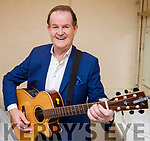 "Aonghus McAnally ""Celebrating Christie Hennessy"" at Siamsa Tire, Tralee, on Thursday, November 23rd last."