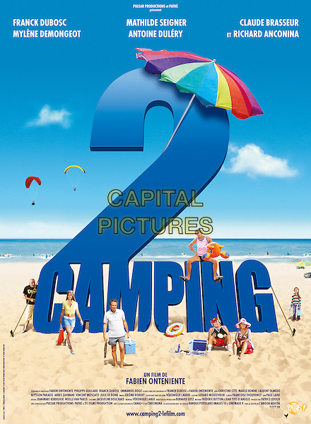POSTER ART.in Camping 2.*Filmstill - Editorial Use Only*.CAP/PLF.Supplied by Capital Pictures.