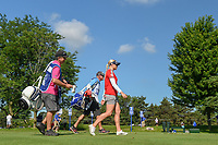 Charley Hull (ENG) makes her way down 3 during round 1 of the 2018 KPMG Women's PGA Championship, Kemper Lakes Golf Club, at Kildeer, Illinois, USA. 6/28/2018.<br /> Picture: Golffile | Ken Murray<br /> <br /> All photo usage must carry mandatory copyright credit (&copy; Golffile | Ken Murray)