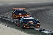 IMSA WeatherTech SportsCar Championship<br /> AMERICA'S TIRE 250<br /> Mazda Raceway Laguna Seca<br /> Monterey, CA USA<br /> Sunday 24 September 2017<br /> 86, Acura, Acura NSX, GTD, Oswaldo Negri Jr., Jeff Segal, 93, Acura, Acura NSX, GTD, Andy Lally, Katherine Legge<br /> World Copyright: Richard Dole<br /> LAT Images<br /> ref: Digital Image DSC_3762