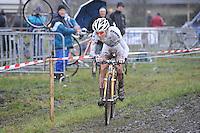 WIELRENNEN: SURHUISTERVEEN: Centrumcross, 20-12-11, Marianne Vos, ©foto: Martin de Jong