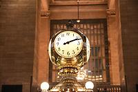 NOVA YORK, EUA, 23.02.2018 - TURISMO-EUA - Vista da estação Grand Central Terminal em Manhattan na cidade de New York nesta sexta-feira, 23. (Foto: William Volcov/Brazil Photo Press)