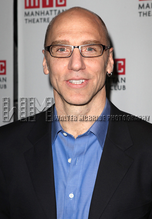 John Schiappa attending the Opening Night Performance After Party for the Manhattan Theatre Club's 'The Other Side' at the Cotton Club in New York City on 1/10/2013