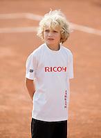 16-8-08, Den Bosch, Tennis, Nationale Kampioenschappen, Ballenjongen