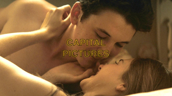MILES TELLER, SHAILENE WOODLEY<br /> in The Spectacular Now (2013) <br /> *Filmstill - Editorial Use Only*<br /> CAP/FB<br /> Image supplied by Capital Pictures