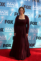 LOS ANGELES -  4: Anna Deavere Smith arriving at the 42nd NAACP Image Awards at Shrine Auditorium on March 4, 2011 in Los Angeles, CA