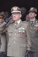 - General Fabrizio Castagnetti, chief of staff of the Italian Army during a  military ceremony....- il generale Fabrizio Castagnetti, capo di stato maggiore dell'Esercito Italiano durante una cerimonia militare....