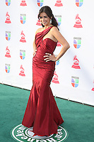 LAS VEGAS, NV - NOVEMBER 15 :  Giselle Blondet pictured at the 2012 Latin Grammys at Mandalay Bay Resort on November 15, 2012 in Las Vegas, Nevada.  Credit: Kabik/Starlitepics/MediaPunch Inc. /NortePhoto