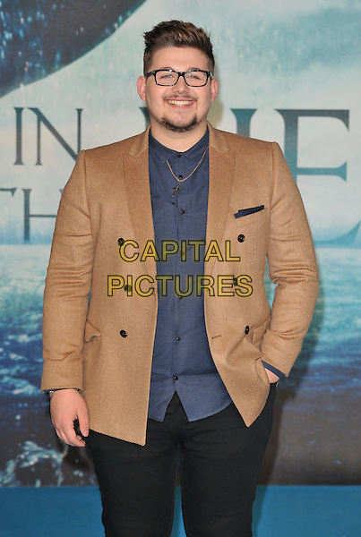 Che Chesterman attends the &quot;In The Heart Of The Sea&quot; European film premiere, Empire cinema, Leicester Square, London, UK, on Wednesday 02 December 2015.<br /> CAP/CAN<br /> &copy;CAN/Capital Pictures