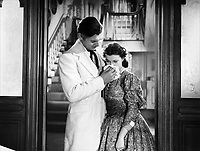 Gone with the Wind (1939) <br /> Clark Gable &amp; Vivien Leigh <br /> *Filmstill - Editorial Use Only*<br /> CAP/MFS<br /> Image supplied by Capital Pictures