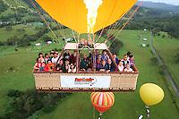 20160205 February 05 Hot Air Balloon Gold Coast