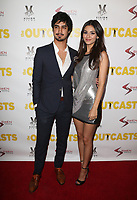 WESTWOOD, CA - April 13: Avan Jogia, Victoria Justice, At Premiere Of Swen Group's &quot;The Outcasts&quot; At The Landmark Regent  In California on April 13, 2017. <br /> CAP/MPIFS<br /> &copy;MPIFS/Capital Pictures