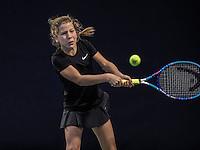 Hilversum, Netherlands, December 4, 2016, Winter Youth Circuit Masters, Isis van den Broek (NED)<br /> Photo: Tennisimages/Henk Koster