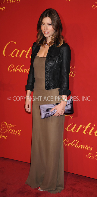 WWW.ACEPIXS.COM . . . . . ....April 30 2009, New York City....Actress Jessica Biel arriving at the Cartier 100th Anniversary in America Celebration at Cartier Fifth Avenue Mansion on April 30, 2009 in New York City.....Please byline: KRISTIN CALLAHAN - ACEPIXS.COM.. . . . . . ..Ace Pictures, Inc:  ..tel: (212) 243 8787 or (646) 769 0430..e-mail: info@acepixs.com..web: http://www.acepixs.com