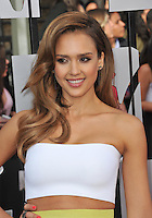 Jessica Alba at the 2014 MTV Movie Awards at the Nokia Theatre LA Live.<br /> April 13, 2014  Los Angeles, CA<br /> Picture: Paul Smith / Featureflash