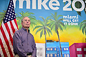 MIAMI, FLORIDA - MARCH 03: Democratic presidential candidate, former New York City mayor Mike Bloomberg makes a stop at one of his campaign offices in the Little Havana neighborhood on March 3, 2020 in Miami, Florida. Bloomberg continues to campaign as voters cast their ballots in 14 states and American Samoa on what is known as Super Tuesday.  ( Photo by Johnny Louis / jlnphotography.com )