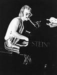 Elton John 1973 Sundown..Photo by Chris Walter/Photofeatures