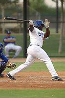 Justin Chigbogu - 2012 AZL Dodgers (Bill Mitchell)