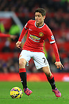 Ander Herrera of Manchester United - Manchester United vs. Sunderland - Barclay's Premier League - Old Trafford - Manchester - 28/02/2015 Pic Philip Oldham/Sportimage