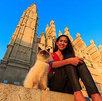 Annie in Mallorca 2017