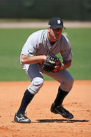 Detroit Tigers minor leaguer Cory Middleton during Spring Training at the Chain of Lakes Complex on March 17, 2007 in Winter Haven, Florida.  (Mike Janes/Four Seam Images)