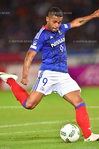 Kayke (F Marinos),<br /> JULY 23, 2016 - Football / Soccer :<br /> 2016 J1 League 2nd stage match between Yokohama F Marinos 1-1 Jubilo Iwata at Nissan Stadium in Kanagawa, Japan. (Photo by AFLO)