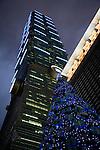 Christmas at Taipei 101, Taipei, Taiwan, ROC