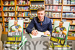 Tomas O Se book signing at O'Mahony's Bookshop Tralee on Saturday