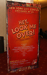 """New York City Center Encores! at 25 production of  """"Hey, Look Me Over!"""" on February 11, 2018 at the City Center Theatre in New York City."""