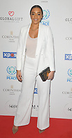 Amal Fashanu at the Football For Peace Initiative Dinner by Global Gift Foundation, Corinthia Hotel, Whitehall Place, London, England, UK, on Monday 08th April 2019.<br /> CAP/CAN<br /> ©CAN/Capital Pictures