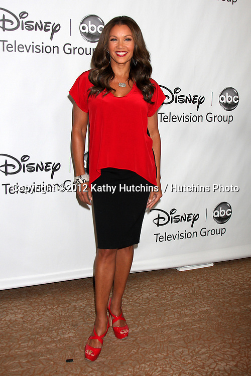 LOS ANGELES - JUL 27:  Vanessa L. Williams arrives at the ABC TCA Party Summer 2012 at Beverly Hilton Hotel on July 27, 2012 in Beverly Hills, CA
