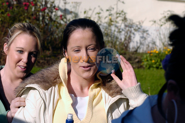 9th November, 2006. Michelle Brady, her mother and friends leave Kells District Court.&amp;#xA;&amp;#xA;Photo: BARRY CRONIN/Newsfile.&amp;#xA;(Photo credit should read BARRY CRONIN/NEWSFILE)&amp;#xA;<br />