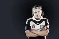 Rebekah Stott is a New Zealand international defender who has played for Melbourne Victory since Season 4. Strong in the tackle and never one to shirk the hard challenges, her turn of speed allows her to read situations and be in the right defensive places at the right time. //  The 19 year old Queenslander played for Australia up to Young Matildas level, but was ultimately convinced to represent her native New Zealand and was part of the team that went to the 2012 Olympics. //  (Copyright Photo Sydney Low. Text Zee Ko)