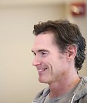 Billy Crudup during the photo call for the Vineyard Theatre's production of David Cale's 'HarryClarke' at the Shelter studios on October 2, 2017 in New York City.