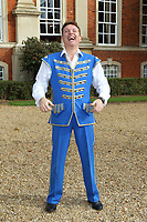 Brian Conley attends the Milton Keynes Theatre Cinderella Pantomime Press Launch at Chicheley Hall, Newport Pagnell, Bucks Brian Conley stars as 'Buttons', Gok Wan as 'The Fairy Gokmother' and Lauren Hall as 'Cinderella'. Pictured on Sunday October 8th 2017<br /> CAP/ROS<br /> &copy; Steve Ross/Capital Pictures