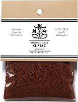 India Tree Sumac, India Tree Spices