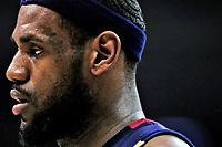 Lebron James, Cleveland Cavaliers<br /> <br /> Copyright Alan P. Santos
