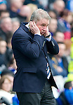 Ally McCoist shuts out the world as he plays with his lucky keys