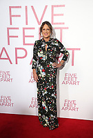 07 March 2019 - Westwood, California - Cathy Schulman. &quot;Five Feet Apart&quot; Los Angeles Premiere held at the Fox Bruin Theatre. <br /> CAP/ADM/FS<br /> &copy;FS/ADM/Capital Pictures