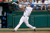Florida's Tyler Thompson against UCLA in Game 2 of the NCAA Division One Men's College World Series on Saturday June 19th, 2010 at Johnny Rosenblatt Stadium in Omaha, Nebraska.  (Photo by Andrew Woolley / Four Seam Images)