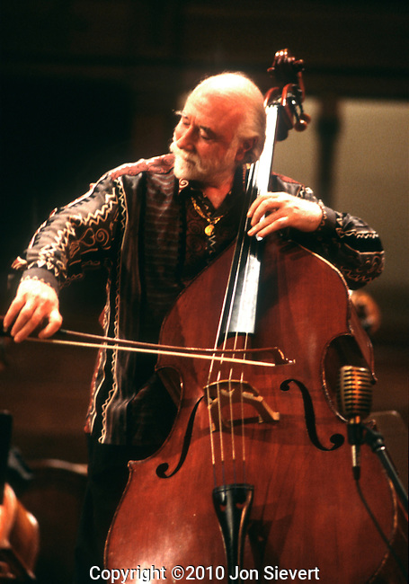 Francois Rabbath, March 1996, Berkeley, CA