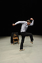 "Lost Dog Dance presents ""Paradise Lost (lies unopened beside me)"", at Battersea Arts Centre. Picture shows: Ben Duke."