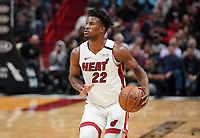 Jimmy Butler (G/F Miami Heat, #22) - 22.01.2020: Miami Heat vs. Washington Wizards, American Airlines Arena