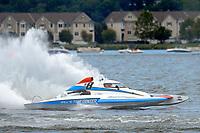 "H-8 ""Last Minute Again""    (H350 Hydro) (5 Litre class hydroplane(s)"