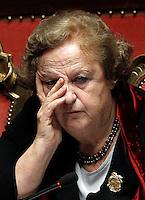 20131105 ROMA-POLITICA: IL MINISTRO CANCELLIERI RIFERISCE AL SENATO SUL CASO DI GIULIA LIGRESTI